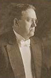 A portrait of Harry Byron