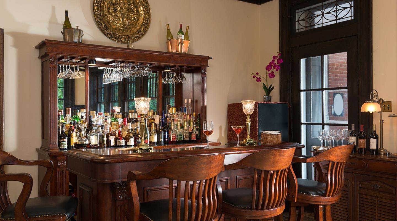 Bar in our Mercersburg, PA Restaurant