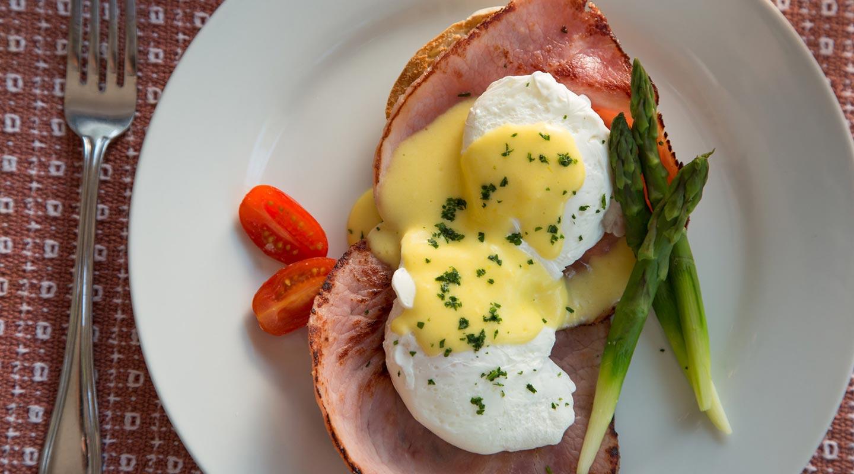 Breakfast at our Mercersburg, PA Hotel