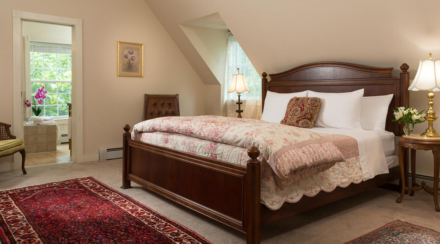 Bed and Breakfast in PA - Carriage North Room