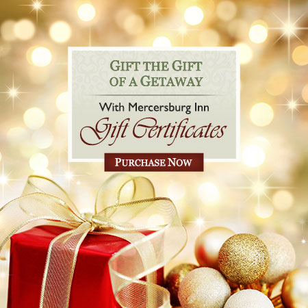 Mercersburg Inn Gift Certificates