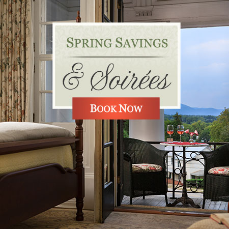 Spring Savings & Soirees