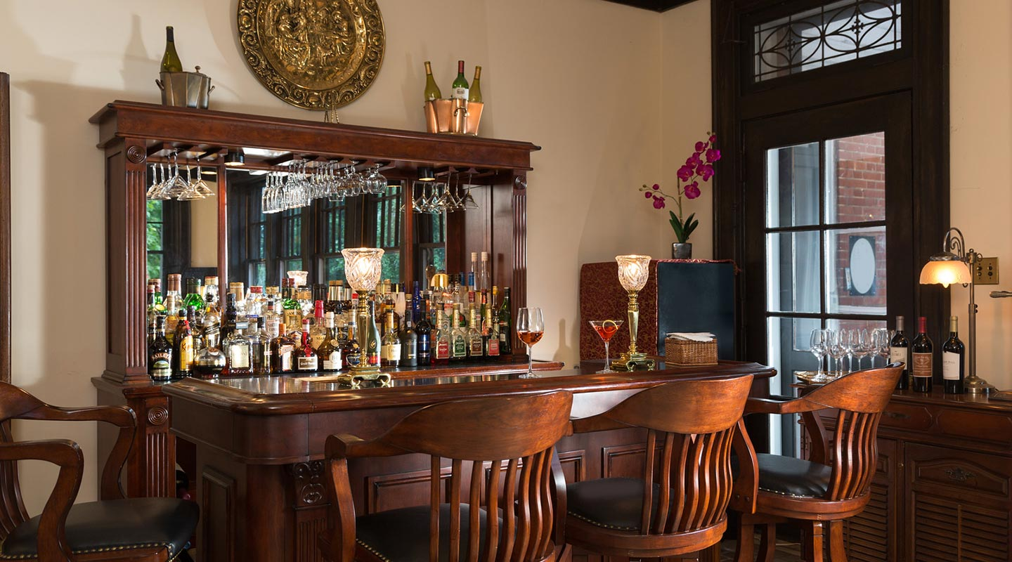 Bar in our Mercersburg, PA Restaurant