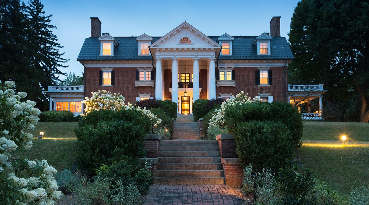 Mercersburg inn a romantic getaway from washington dc for Romantic weekend getaways from dc