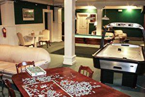The Mercersburg Inn Game Room