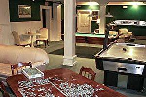 The Game Room at Mercersburg Inn