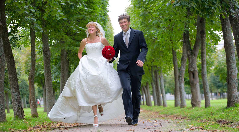Newly weds enjoy a Honeymoon in Pennsylvania