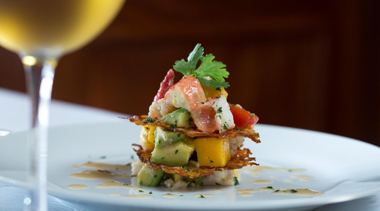 Gourmet dInner at our Mercersburg, PA Restaurant