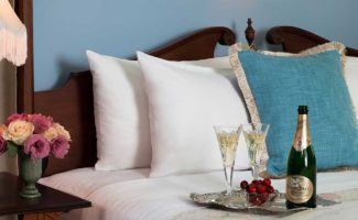 Romantic Getaways in PA Packages at the Mercersburg Inn