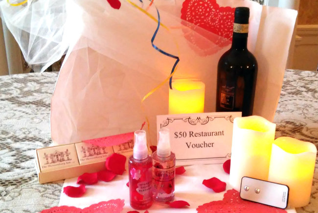 Date Night Special at the Mercersburg Inn