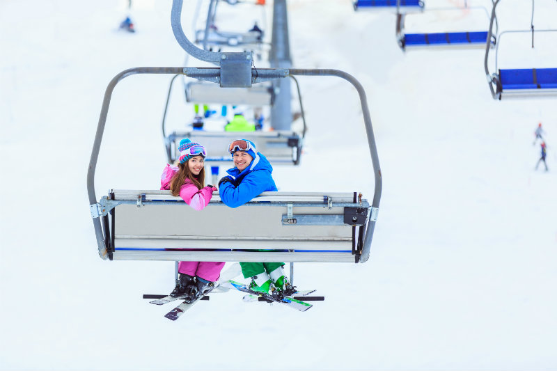 Skiing at Whitetail, One of the Most Popular Winter Activities in PA