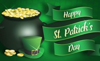 St. Patrick's Day Special at the Mercersburg Inn
