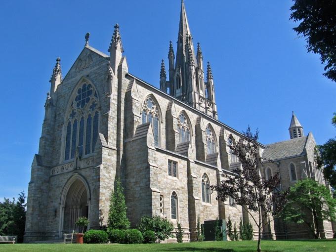 The Mercersburg Academy Chapel