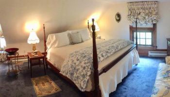 Romantic Retreat at the Mercersburg Inn