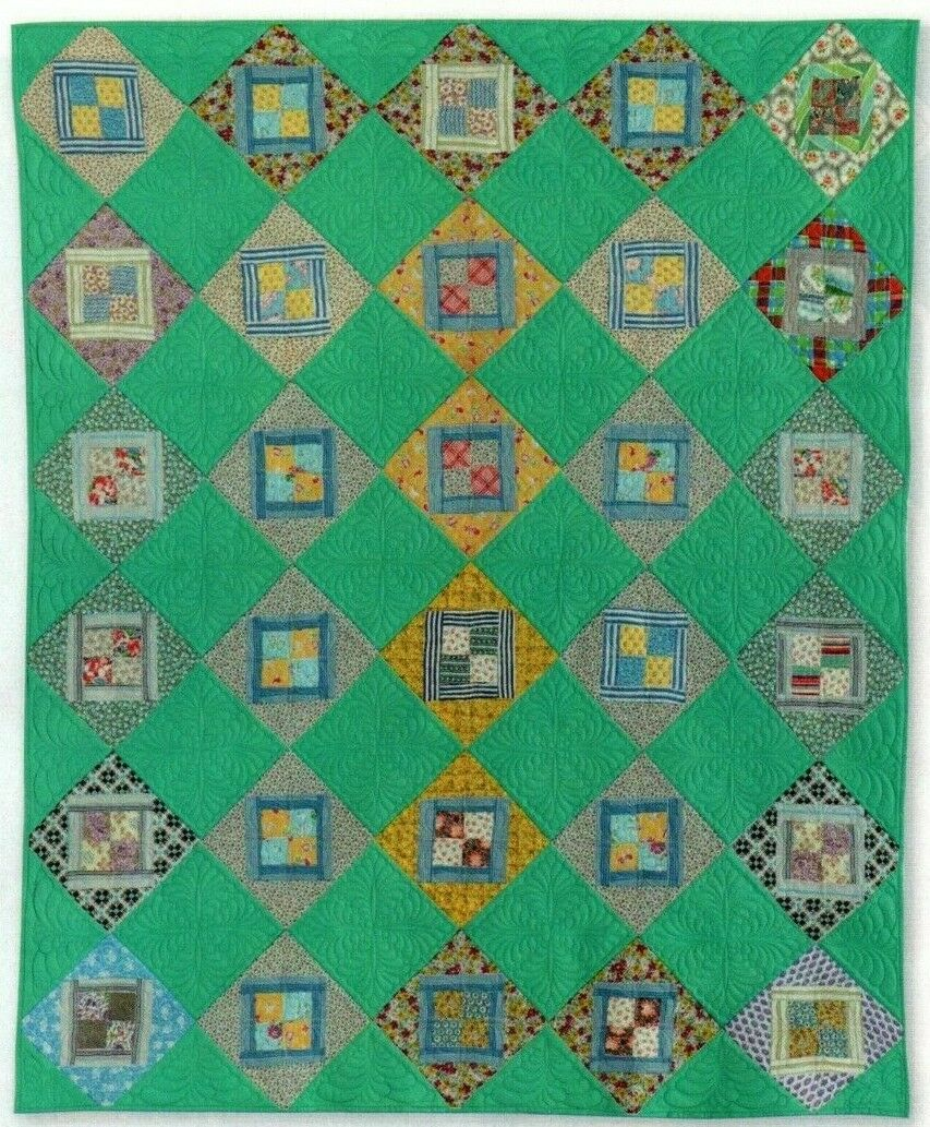 Quilting Weekend Project: Mint Condition