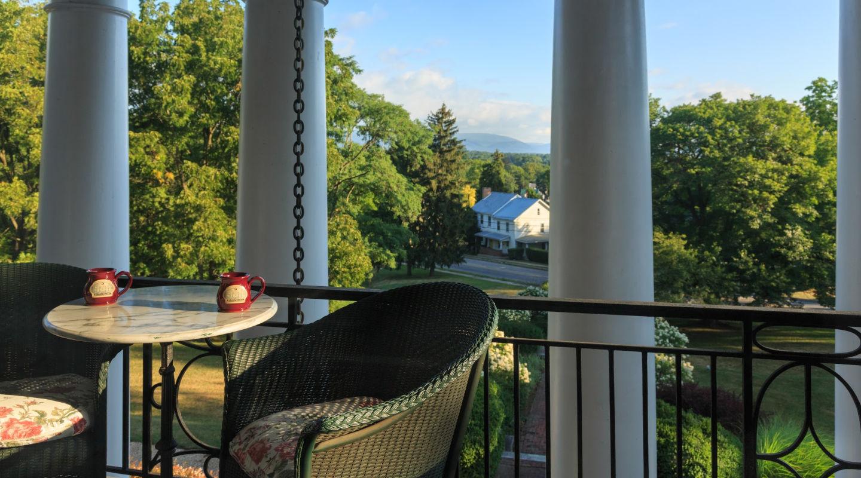 Mercersburg Inn romantic inn in PA