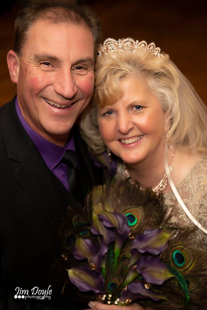 Pennsylvania wedding photographer captures a bride and groom
