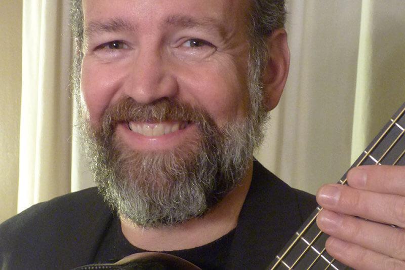 musical artist Paul McNeil